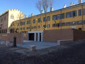 Domus romana in piazza sordello l 39 inaugurazione di una for Benedini mantova