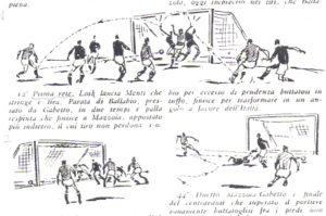 gol di mazzola e un gol elvetico + gol sbagliato da gabetto